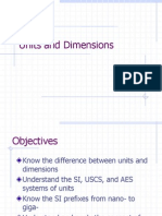 00 unit & dimension.ppt