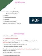 UMTS Coverage