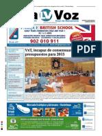 La Voz de Torrelodones y Hoyo de Manzanares- Nº 136- Diciembre 2014