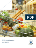 GCC Food Industry Report June 2011