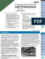Digital Photo Professional Mac Instruction Manual FR