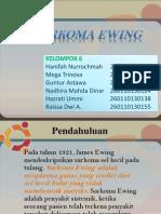 Sarkoma Ewing (kelainan genetik)
