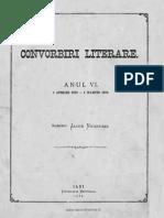 Convorbiri Literare, 06, Nr. 09, 1 Decembrie 1872