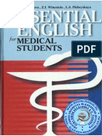 Essential English for Medical Students
