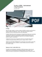 IFRS -Uma Visão Geral Sobre o IFRS