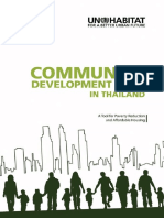 Community Development Fund in Thailand