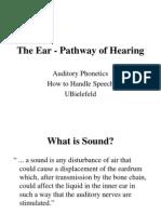 Ear Acoustics