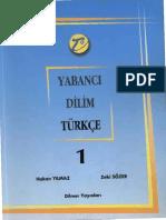 Yabanci.dilim.turkce.1