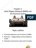 Chp2 - Bank Negara Malaysia and the Financial System