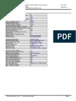 RISA 3D Sheet
