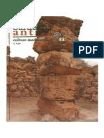 A Quartu S. Elena una Tomba di Giganti inedita (Sardegna Antica n° 43)
