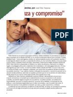 """""""CONFIANZA Y COMPROMISO"""""""