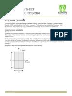SD Column Design 2