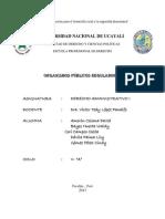 Organos Publicos Reguladores Peru