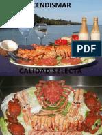 PortaFolio pescados maricos y aves