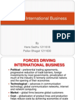 Future of International Business