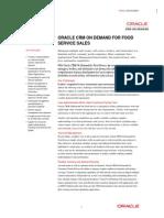 Crm Ondemand Food Serv Sales Ds 367445