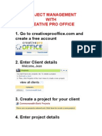 Creativepro Handout