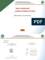 4. Penulisan Rapor SMP.ppt