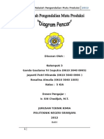 MAKALAH_DIAGRAM SEBAB AKIBAT DAN PENCAR.doc