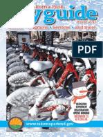 Takoma Park City Guide - Winter 2015