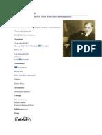 Biografia y Obras Del Gran Escritor Don Ruben Dario.