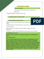 RESUMÃO Filosofia Ger. e Jurídica - Av1