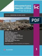 Revista Latinoamericana de Investigação Crítica - CLACSO