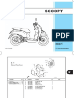 Kymco yager / dink 200i and 125 scooter online service manual.