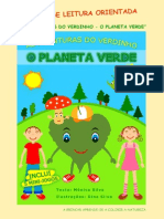 O Planeta Verde - Ficha Leitura