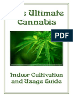Cannabis Cultivation Guide