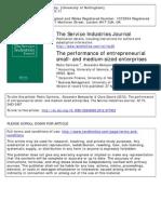 Entrepreneurship - Carmona Et Al 2012