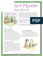 Marilyn's Monster Story Hour Kit