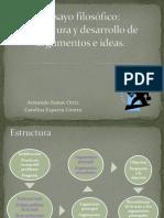 Estructura de Ensayo