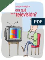 Apagón Analógico ¿Y ahora qué con mi televisión?