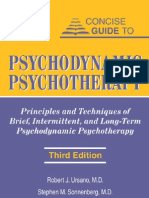 Concise Guide to Psycho Dynamic Psychotherapy