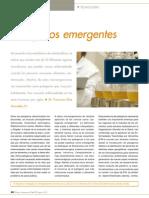 Patogenos emergentes. La  importancia en la seguridad alimentaria.