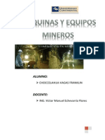 Iluminacion en Mineria