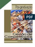 UNIC - TGA - MBA Gestão de Pessoas - Gestão Por Competências - Prof Eurico de Aquino - Apostila - Setembro2013