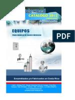 CATALOGO ORION INTERMED Equipos Para El Manejo de Gases
