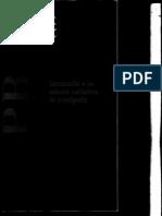 La Entrevista en Profundidad, Metodos en Psicologia