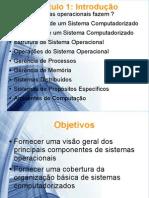 Aula-02-Cap 01-Introdução Ao Sistema Operacional