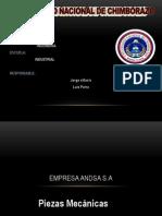 Empresa Andsa s.a.