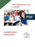 Guía Fp Para Tutores y Profesoresde 1º