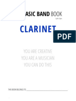 Bbb Clarinet