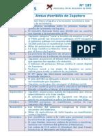 Argumentos Populares 30-12-09