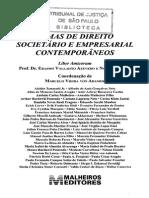 texto obrigatorio - direito societario fdusp