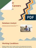 computer science careers presentation