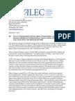 ALEC Clean Power Plan Public Comment