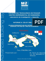 Prove Di Panama Spagnolo 01ns